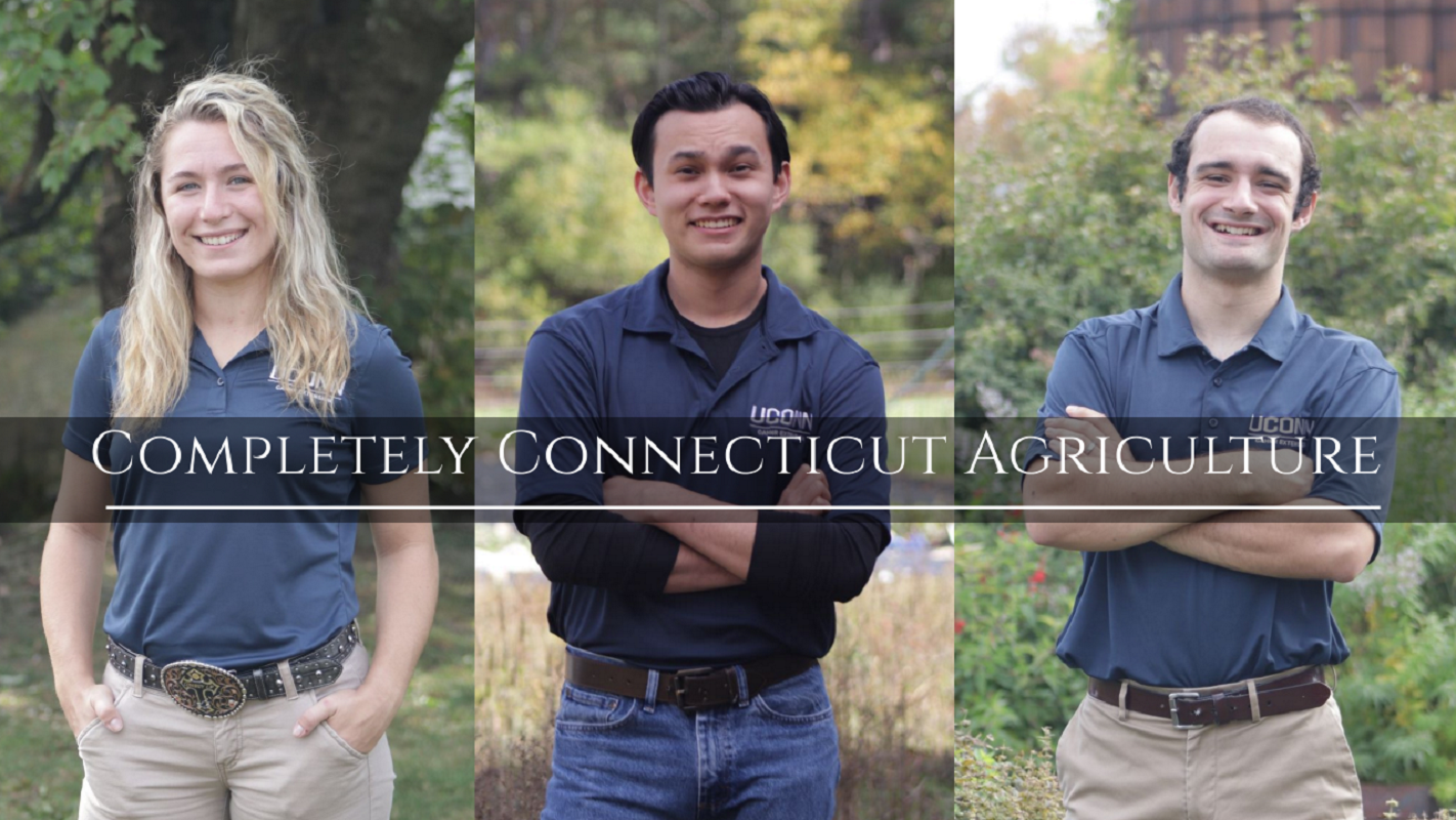 Connecticut Agriculture is Showcased in UConn Students' Documentary